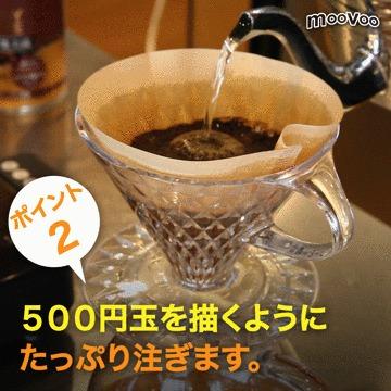 五感で楽しむ!ハンドドリップでコーヒーいれてみませんか?