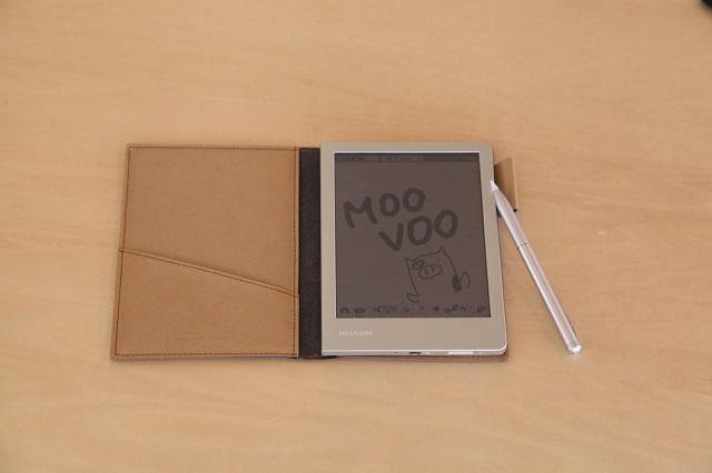 SHARPの電子ノート「WG-S30」