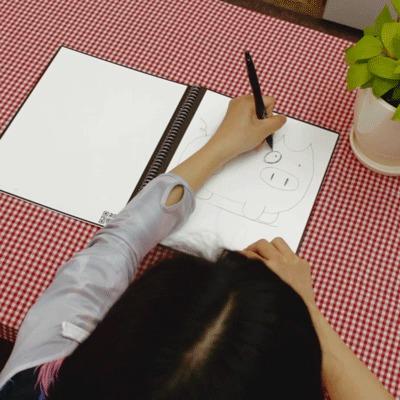 <★>フリクションペンで書いているgif入れる</★>