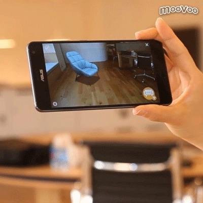 AR・VRが楽しめる!先進のスマホ『ZenFone AR(ゼンフォーン エーアール)』