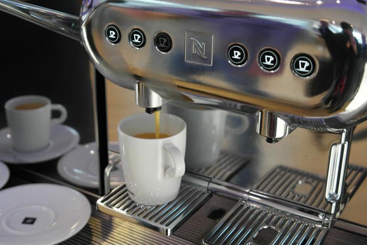 コーヒーメーカーでいれるコーヒー