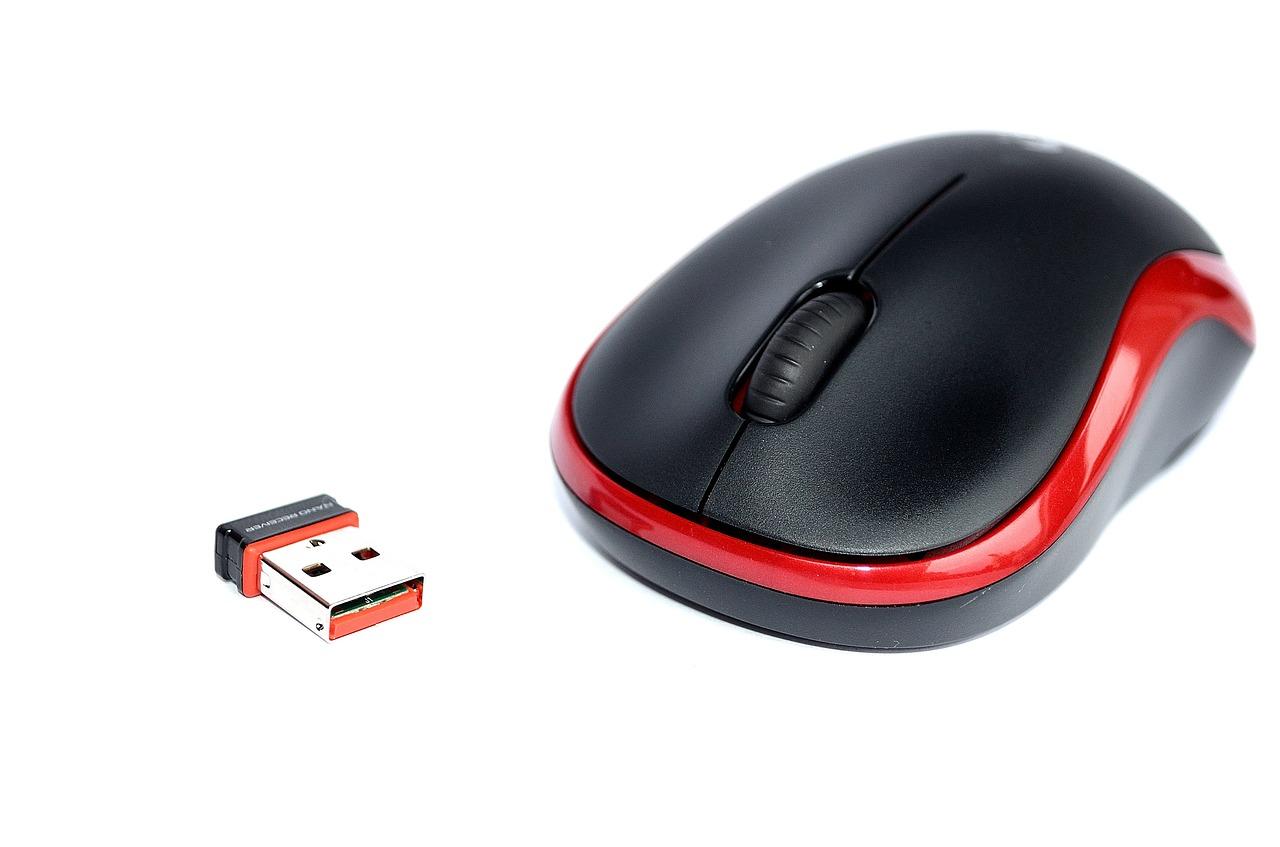 ワイヤレスマウスが動かない原因はレシーバーの不具合