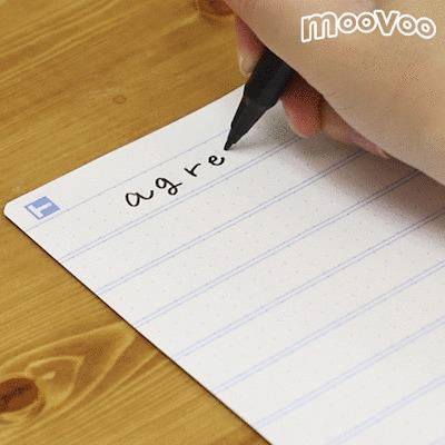 単語を書き込む