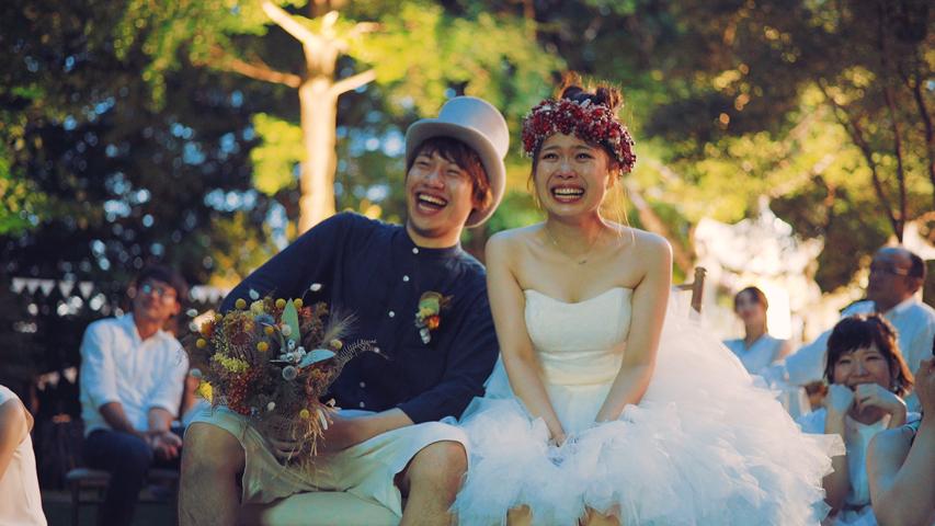 「あのYoutube動画の主役になりたい!」 結婚式エンドロール Sugar Sun Shine@北海道帯広