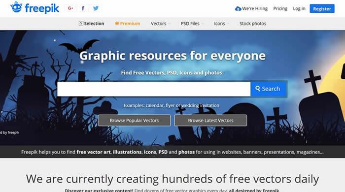 freepik.comの画像
