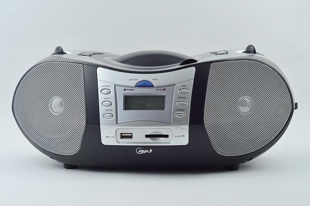 ラジオも聴けるcdプレーヤー