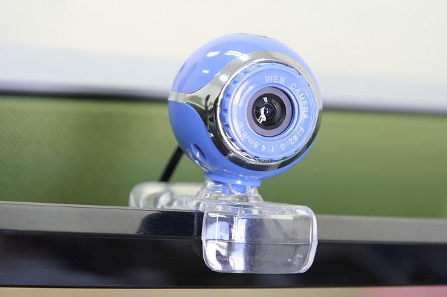 小さいwebカメラ