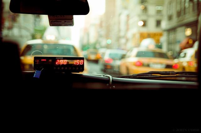 車内のドライブレコーダー