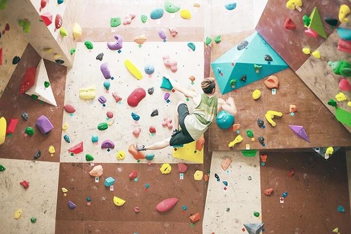 【天王寺】TOBITO Climbing Gym