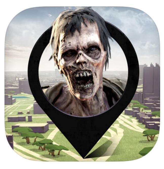 The Walking Dead: Our World(ウォーキング・デッド:我らの世界)ARアプリ