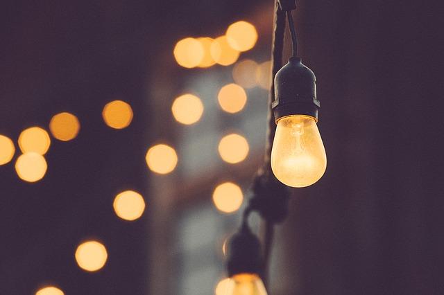 電球の写真