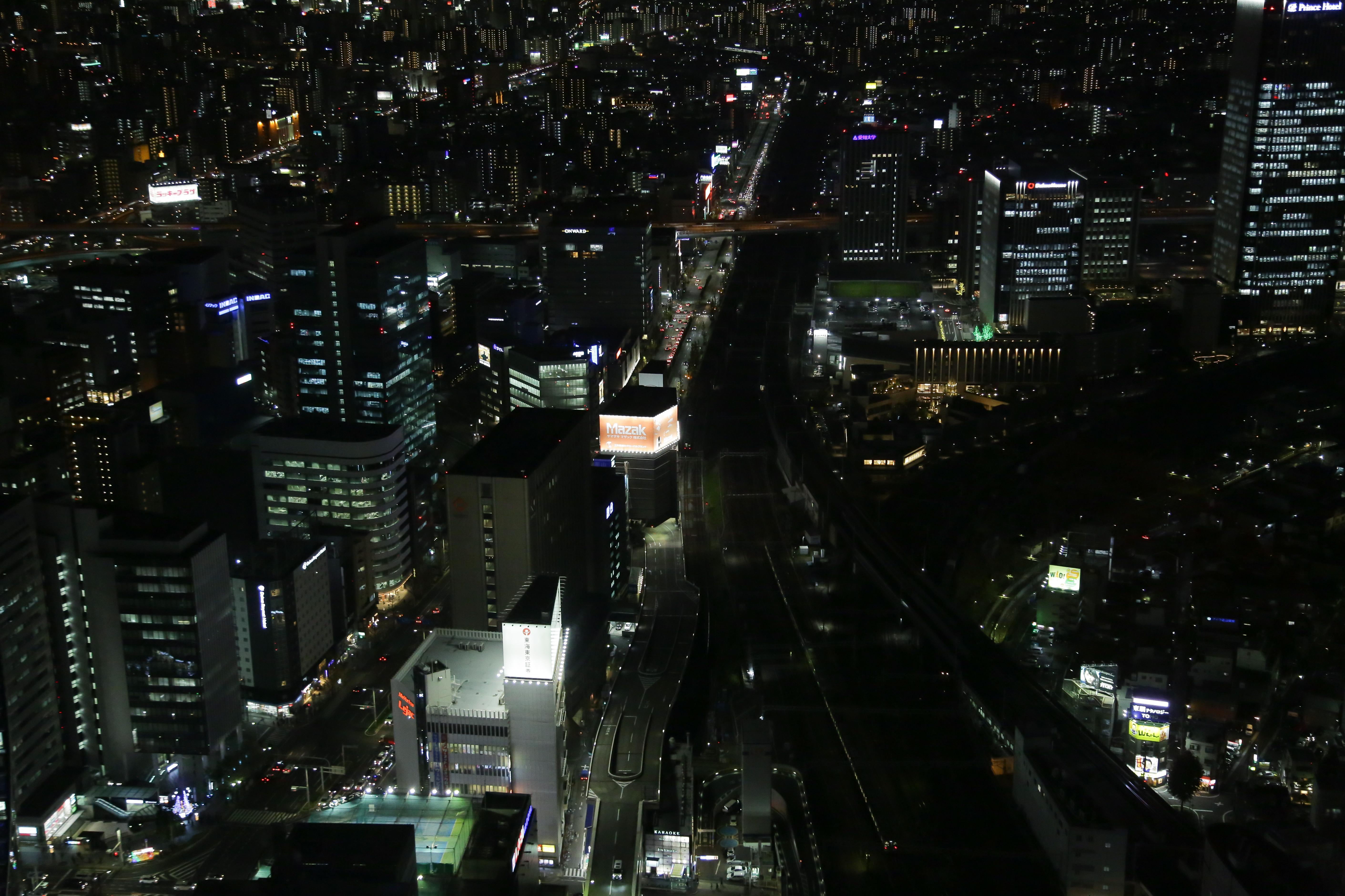 夜景(一眼レフカメラ)