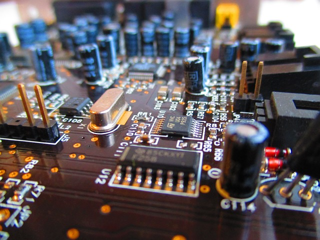 電子機器の回路基板