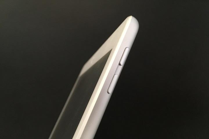 iPadの側面
