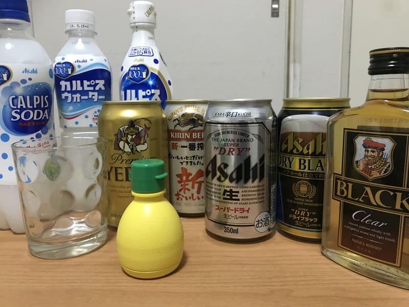 カルピス 原液 レシピ