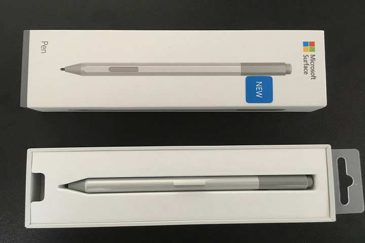 Surfaceペン開封