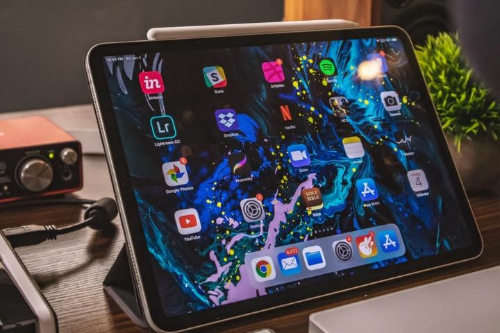 iPadのイメージ写真