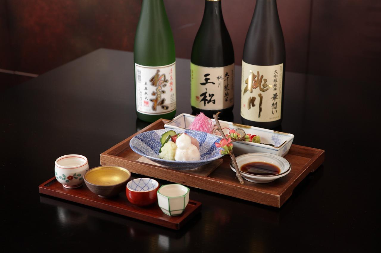 日本酒 一 合 カロリー