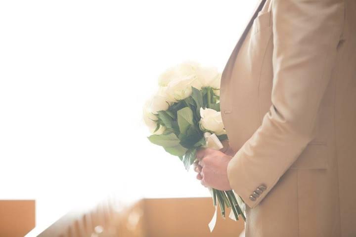 Canon EOS 60Dで撮影した結婚式の写真