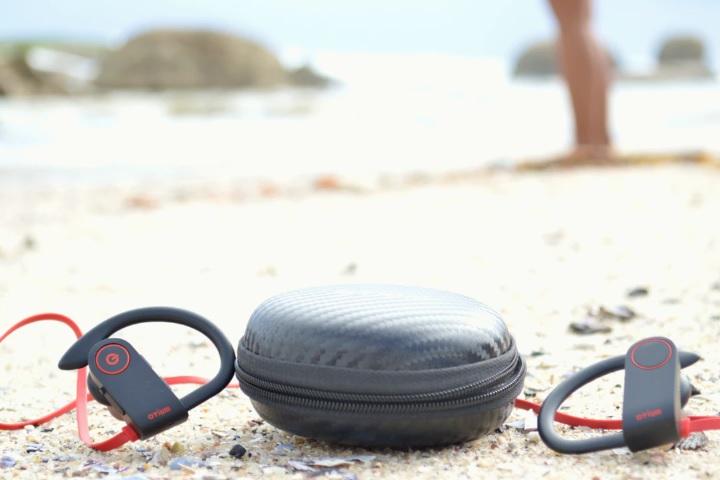 Bluetoothイヤホンの写真