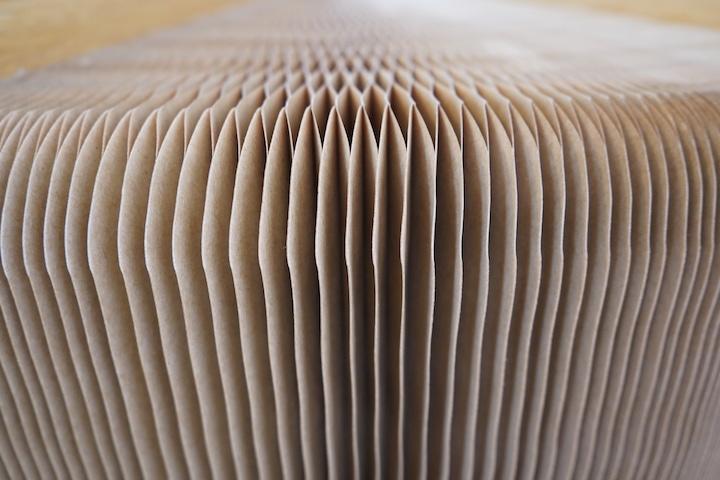 特殊加工されたハトロン紙