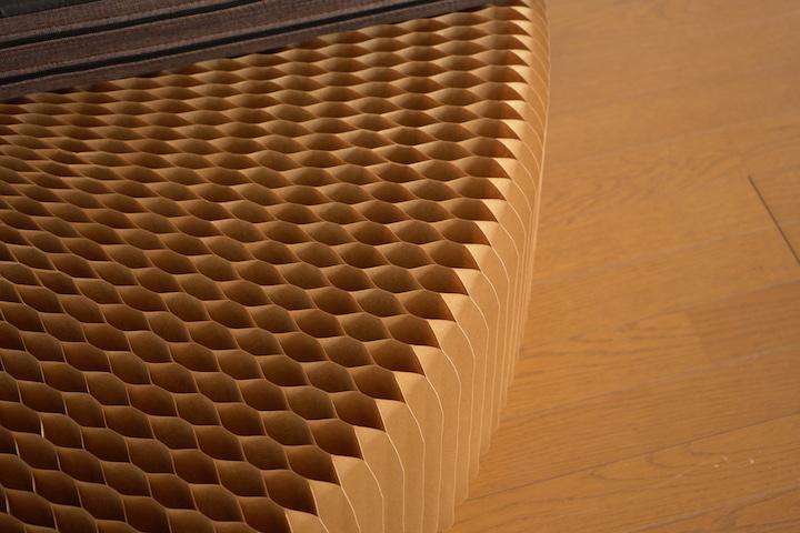 蜂の巣デザイン