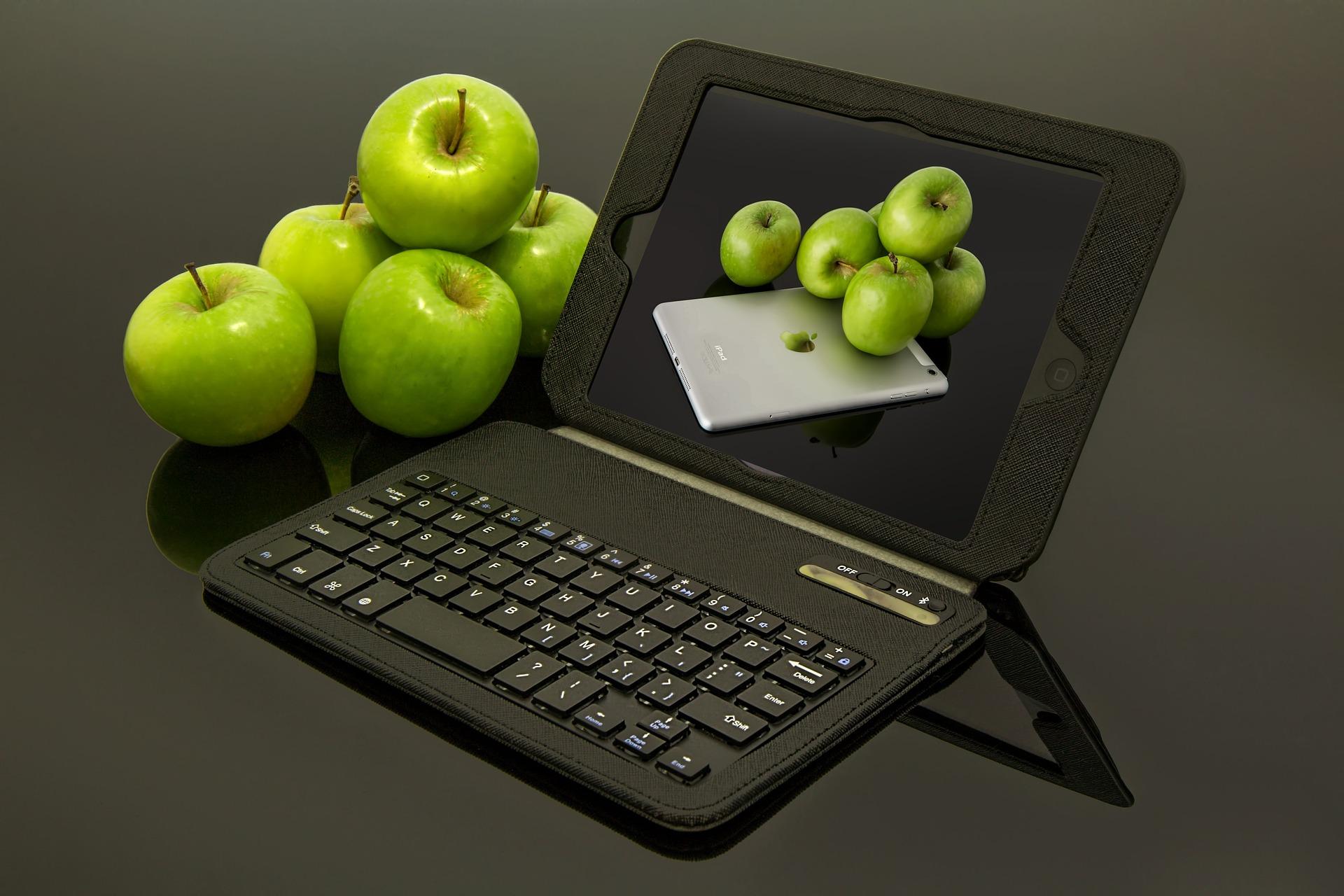 iPadアイテムの例