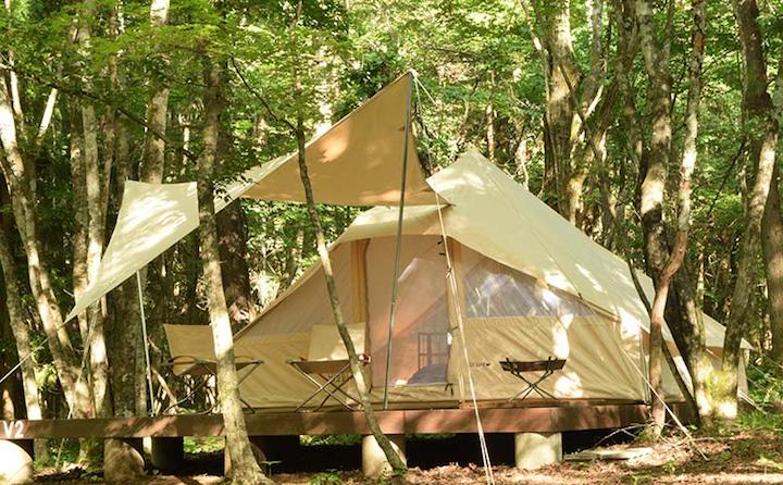 ピカグランデキャンプ