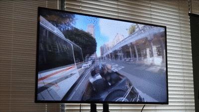 GoProMAX発表会のMaxTimeWarpデモ映像