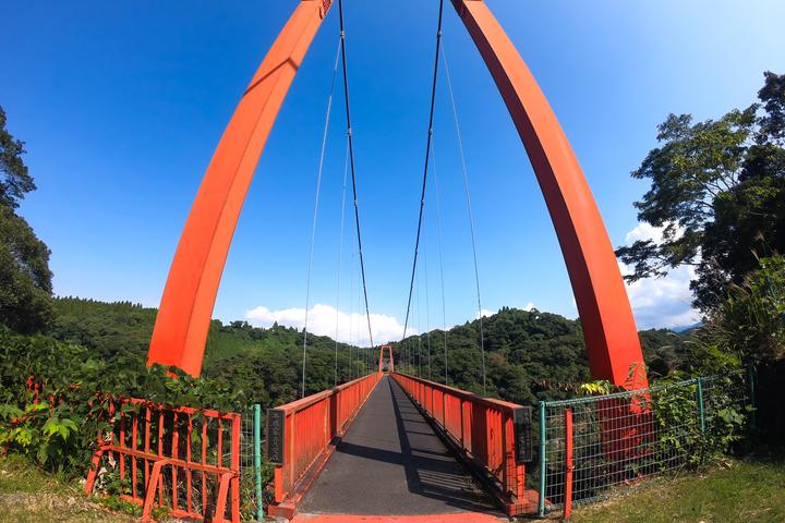 橋の写真 撮影:ライター南谷有美
