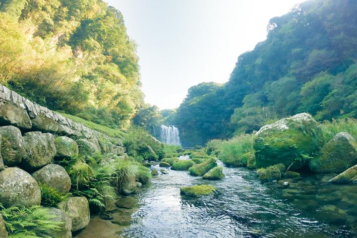 滝の写真 撮影:ライター南谷有美