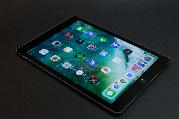 iPadの画像