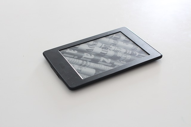 Kindleタブレットの写真