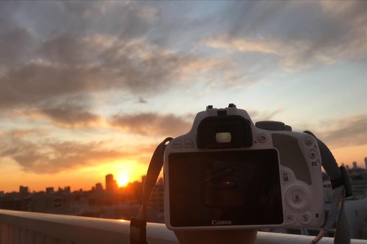 Canon EOS Kiss X7本体