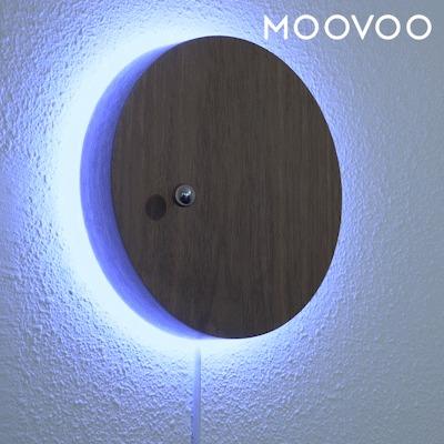 LEDで時刻を表示しているシーン