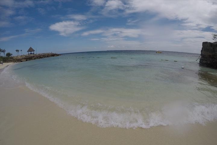 GoPro HERO5で撮影したセブ島のビーチ
