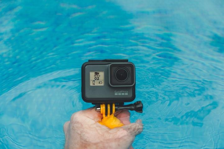 GoPro水中使用