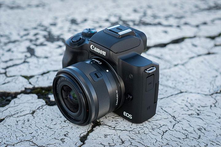 Canonミラーレス