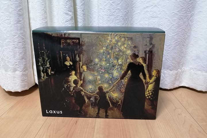 ラクサスのパッケージの画像