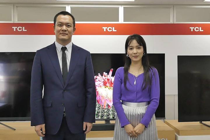 奈津子さんと張さん