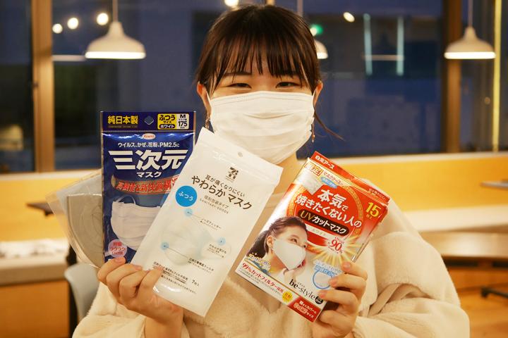 マスク 製 使い捨て 日本