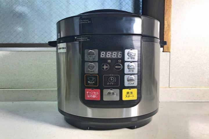 鍋 デメリット 圧力 電気