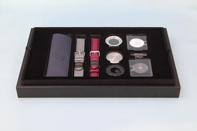 360種類のデザインを自分で選べる腕時計『Zu WATCH(ズ・ウォッチ)』