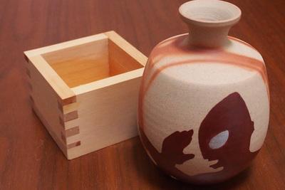 【ウルトラJプロジェクト始動!】ウルトラマン×日本各地の匠の工芸品
