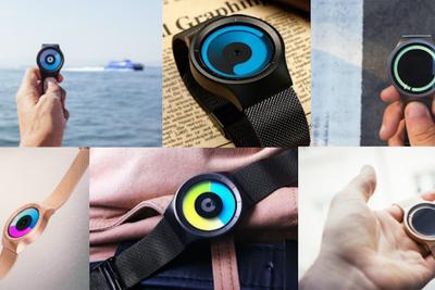 大人気でオンライン限定から店舗販売開始!ドイツ生まれの腕時計ZIIIRO(ジーロ)