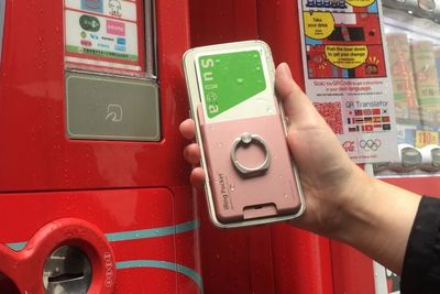 カード収納できるスマホリング『iRing Pocket(アイリングポケット)』