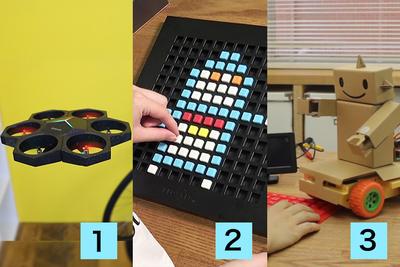 親子で競おう!プログラミングが学べるゲームのような知育玩具3選
