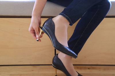場所や気分でヒールを付け替えできる! 『TANYA HEATH Paris(ターニャ ヒース パリス)』の靴