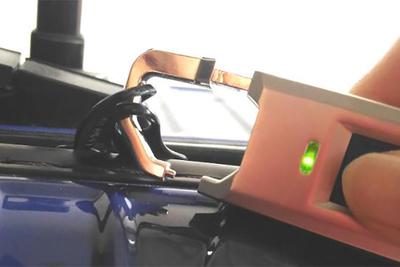 指が鍵になる!最大30人登録OK!世界最先端の指紋認証電子錠『BIOMETLOCK(バイオメトロック)』