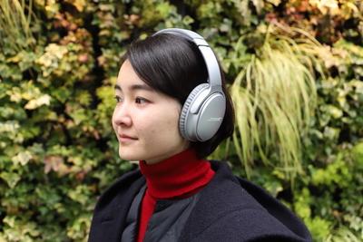 ノイズキャンセリングで快適な音楽体験を!Googleアシスタントにも対応『クワイエットコンフォート35 ワイヤレスヘッドフォン2』